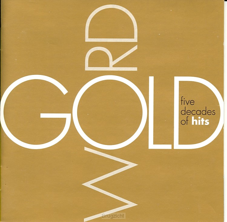 Word gold five decades of hits