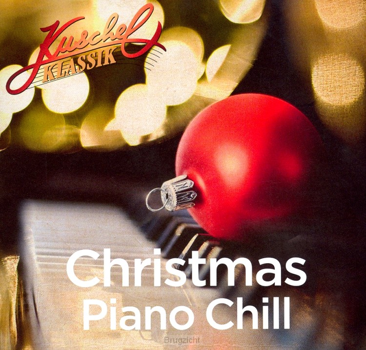 Christmas piano chill