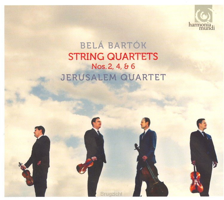String Quartets Nos.2,4 en 6
