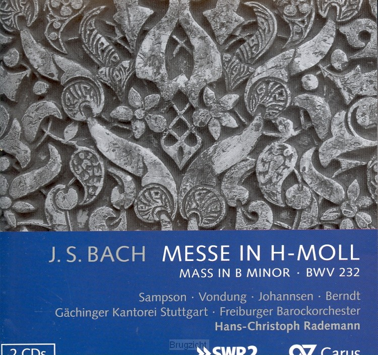 Messe in H-Moll  BWV232