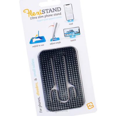 Flexistand Silver Dots