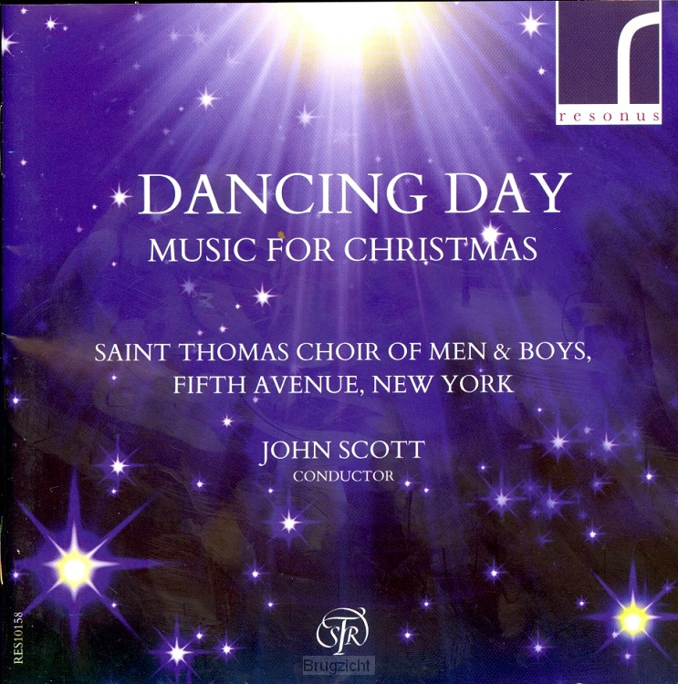 Dancing Day, Music for Christmas