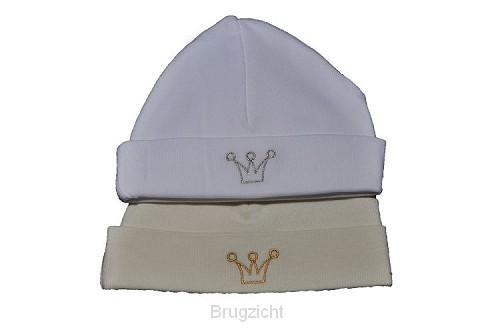 Babyhat eco gold crown