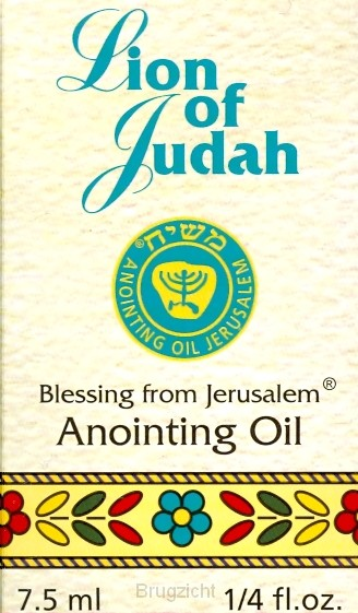 Zalfolie Lion of Judah 7,5ml.
