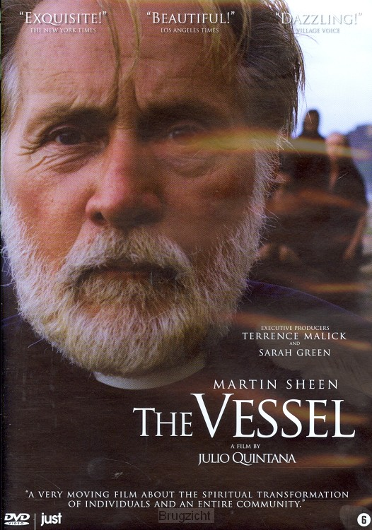 DVD The Vessel