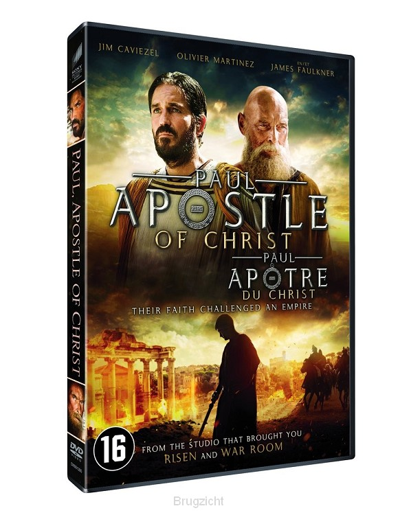 DVD Paul, The apostle of Christ