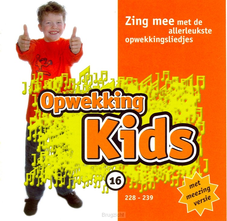 Opwekking Kids vol.16 (228-239)