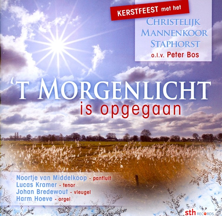't Morgenlicht is opgegaan
