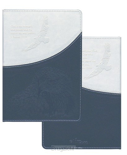 Journal Lux Leather Eagle