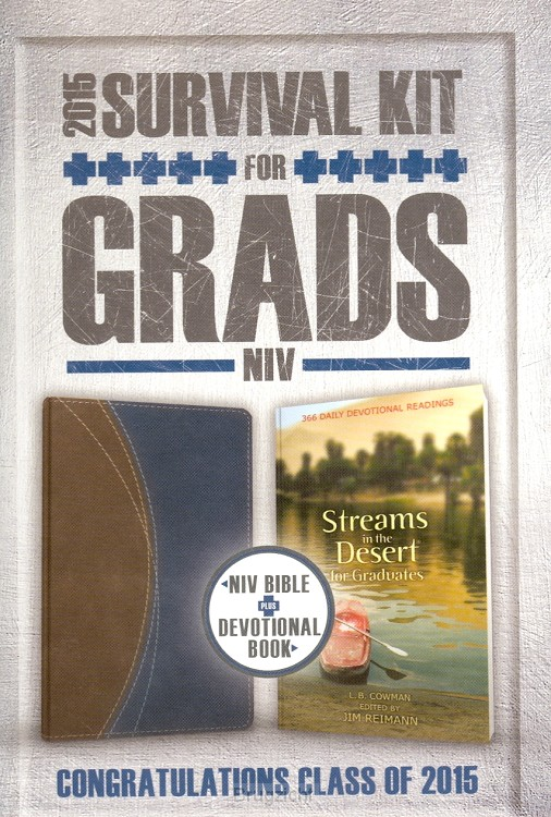 NIV Survival Kit for Grads 2015