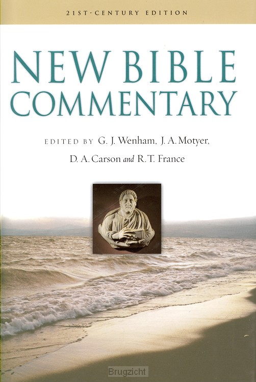 New Bible Commenrtary  IVP accademic