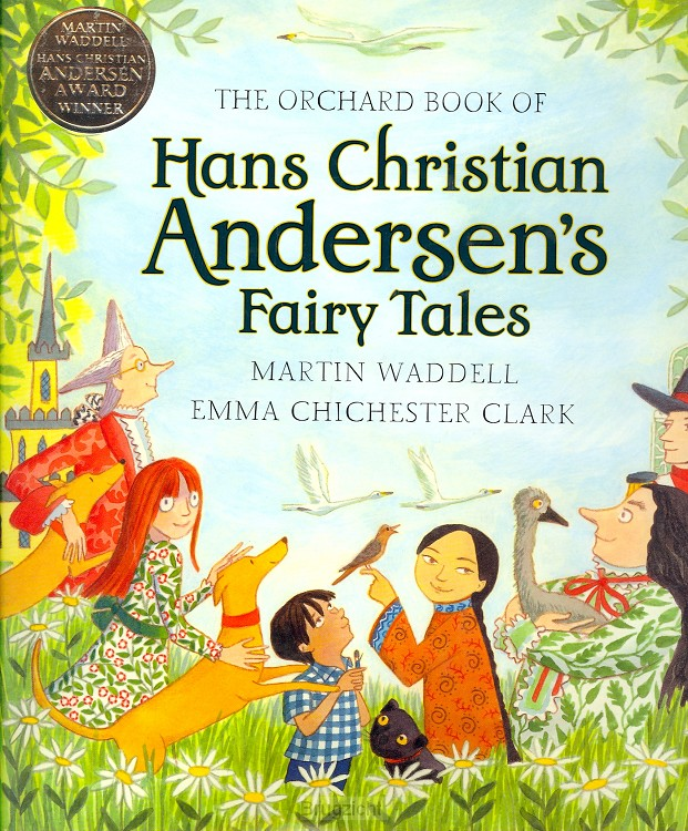 Orchard Book of Hans Christian Andersen'