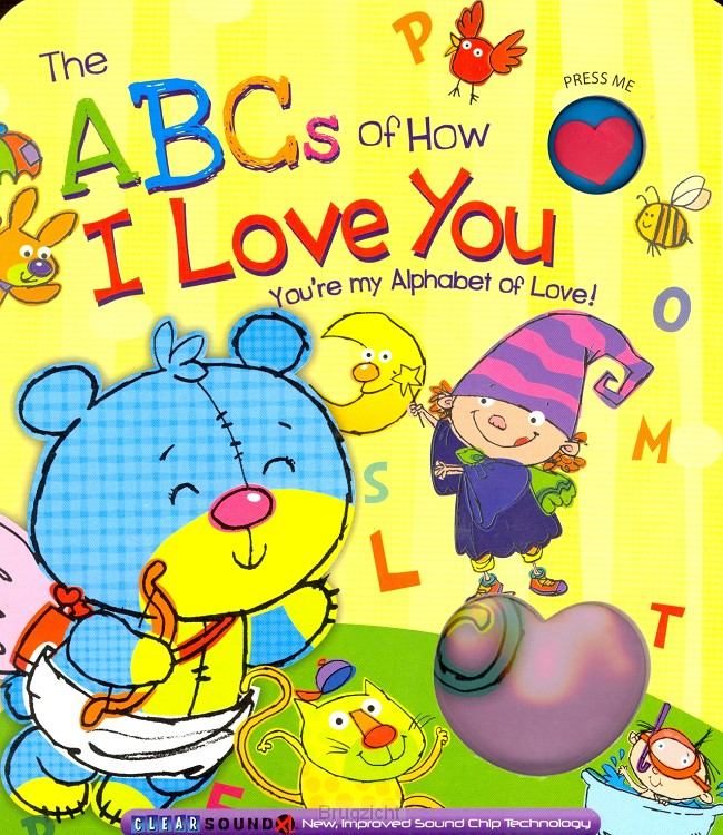 ABC's of how I Love You