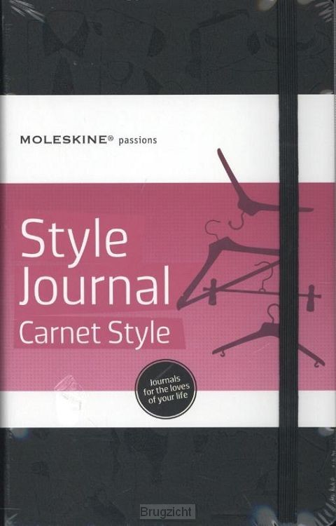 Moleskine Passion Style Journal