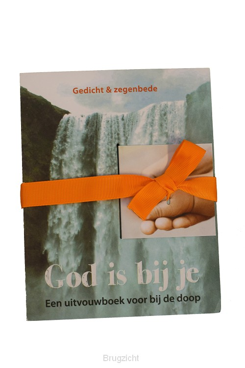 God is bij je