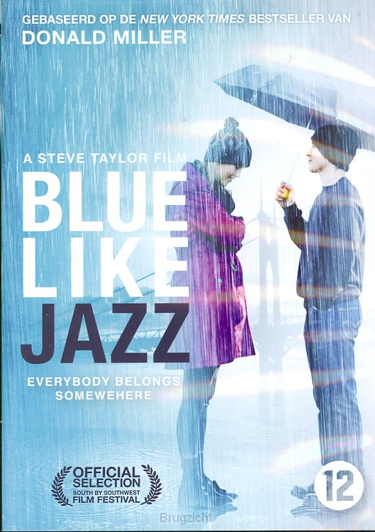 DVD Blue like Jazz