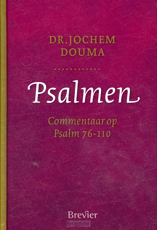 Psalmen 3 commentaar op psalm 76-110