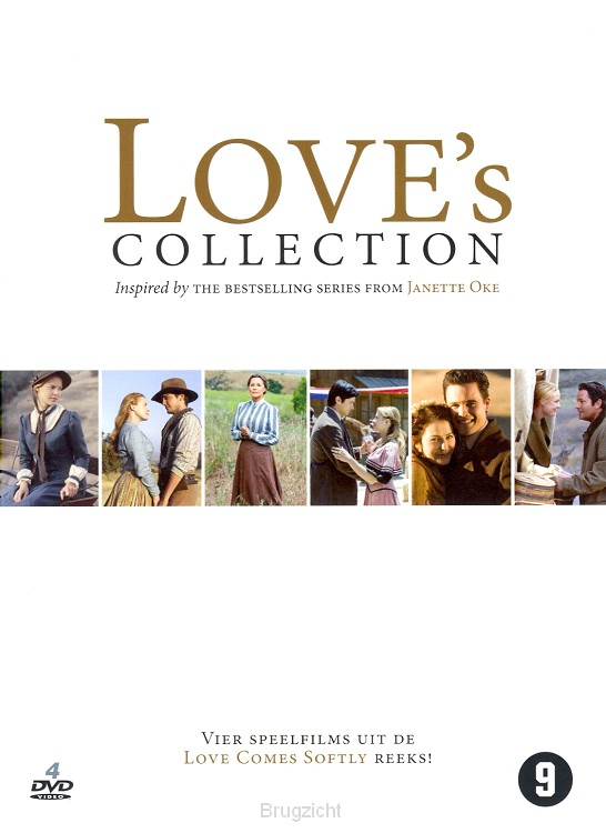 DVD Love's Collection 4DVD